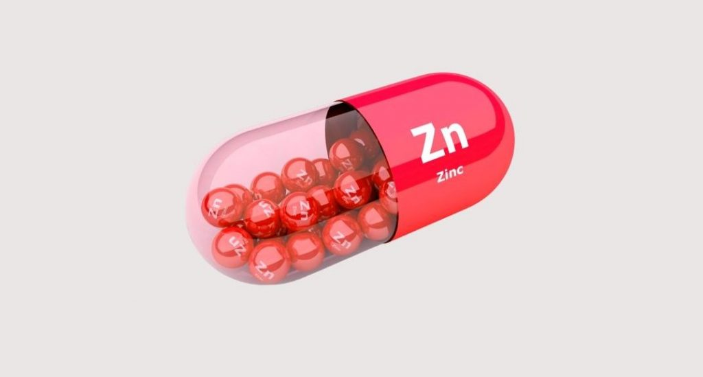 What is zinc good for hair